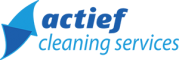 Actief cleaningservices logo