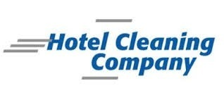 Hotel cleaning company logo